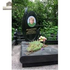 Памятник с фотокерамикой №15 — ritualum.ru