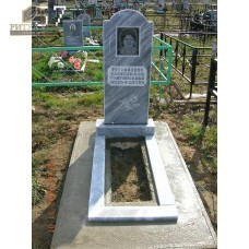 Памятник из мрамора стандарт 57 — ritualum.ru