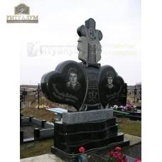 Зеркальный памятник 3 — ritualum.ru